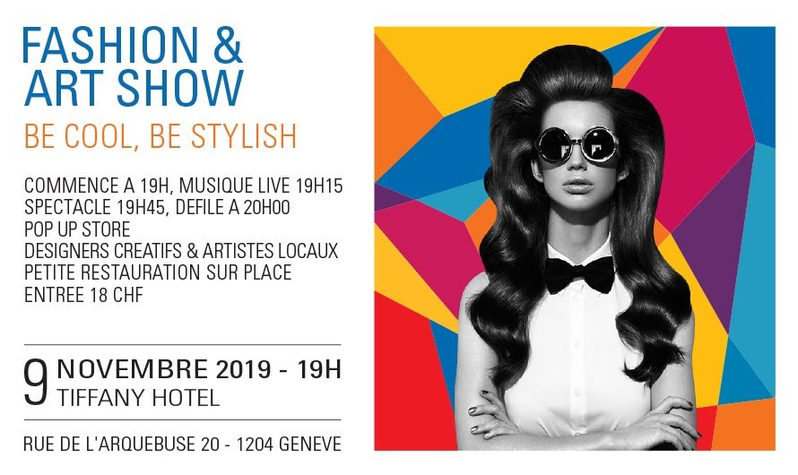 Fashion & Art show - Monada.ch